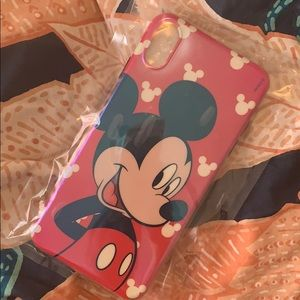 iPhone XS Max IPhone case + Popsocket & Xtras